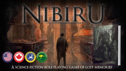 Nibiru, a Science Fiction RPG of Lost Memories