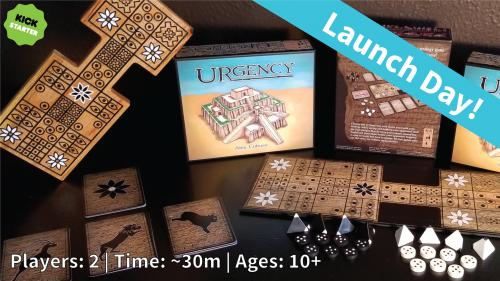 Urgency - A Modernized Ancient Game