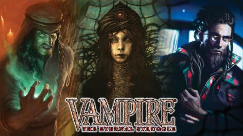 Vampire: the Eternal Struggle Unleashed
