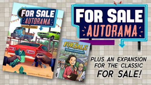 For Sale Autorama & For Sale: Advisors Expansion