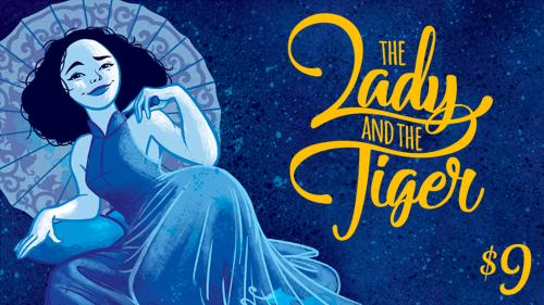 The Lady and the Tiger - a 1-6 player game for all ages!
