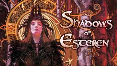Shadows of Esteren RPG: Dark Romanticism