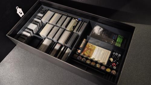 KDM Monster Organizer — Board game boxes finally made smart