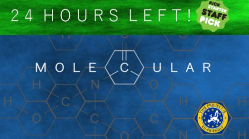Molecular - The Strategic Chemistry Tile Game