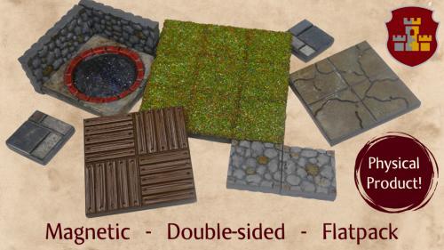 Modular Realms Magnetic Terrain - Relaunch!