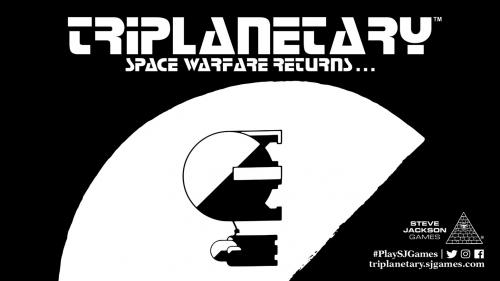 Triplanetary - The Classic Game of Space Combat