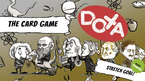 DOXA The Card Game