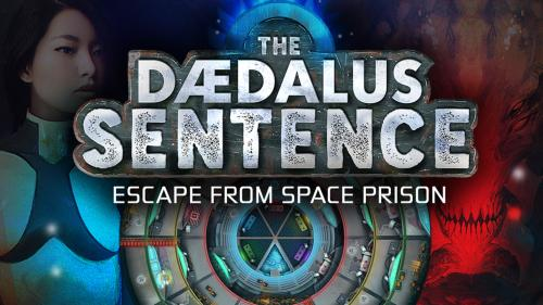 The Daedalus Sentence: Escape from Space Prison (Co-Op Game)