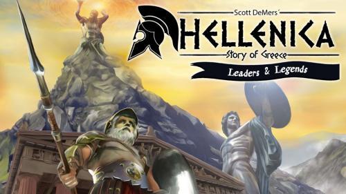 Hellenica: Leaders & Legends