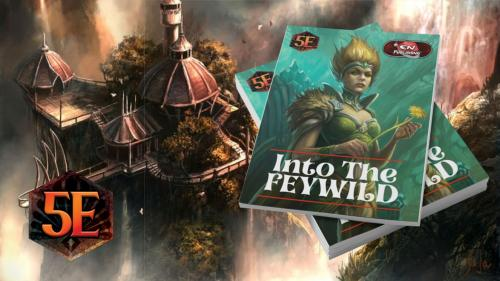Into the Feywild: Fey Critters For D&D 5E!