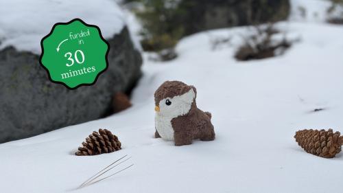 Owlbear Plush