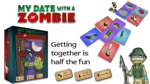 My Date with a Zombie (2nd Date)