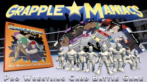Grapple Maniacs