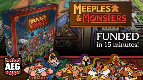 Meeples & Monsters