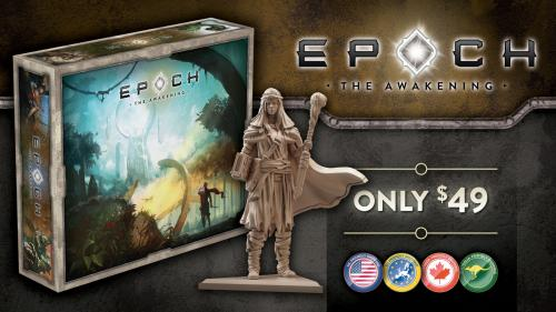 Epoch: The Awakening Tabletop Board Game (Canceled)