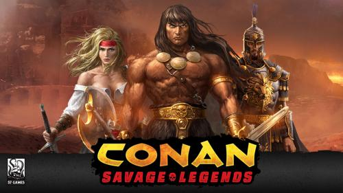 Conan: Savage Legends