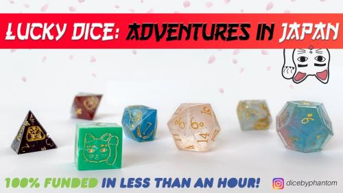 Make 100: Lucky Dice - Adventure in Japan