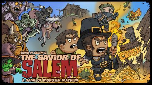 Town of Salem s The Savior of Salem