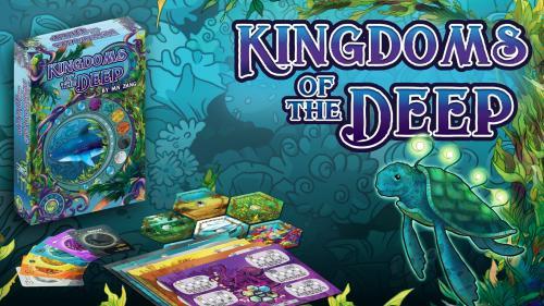 Kingdoms of the Deep