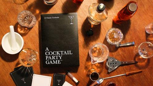 A Cocktail Party Game