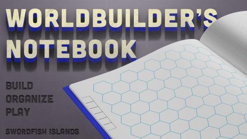 Worldbuilder s Notebook