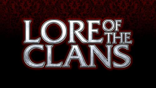 Deluxe V20 Lore of the Clans
