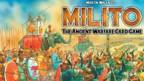 Martin Wallace s Milito game