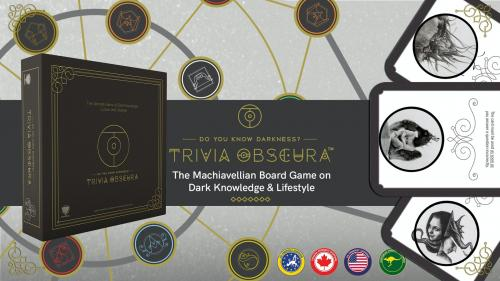 Trivia Obscura™ +Do You Know Darkness?+