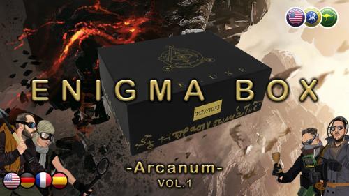 """Enigma Box (vol.1) """"Arcanum"""""""