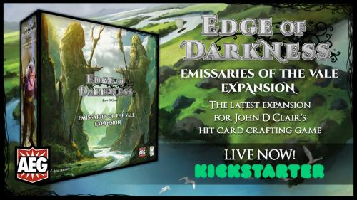 Edge of Darkness Expansion Emissaries of the Vale
