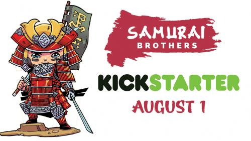 Samurai Brothers Ninja Battle Game