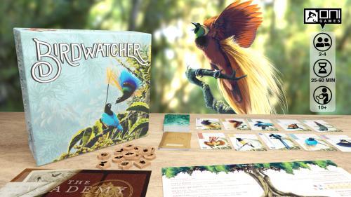 Birdwatcher — The Board Game
