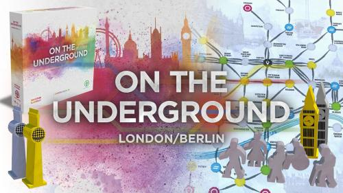 On the Underground: London / Berlin
