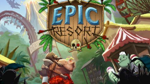 Epic Resort - Enjoy Your Slaycation