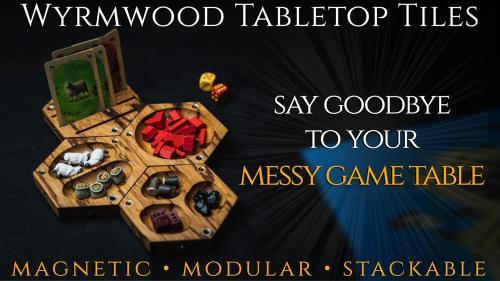 Wyrmwood Tabletop Tiles