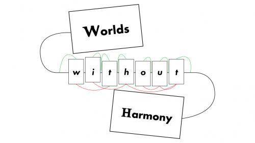 Worlds Without Harmony