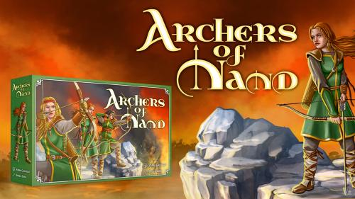 Archers of Nand: fight orcs using... SQL! (solo/competitive)