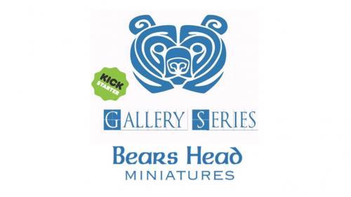 Bears Head Miniatures. Gallery Series
