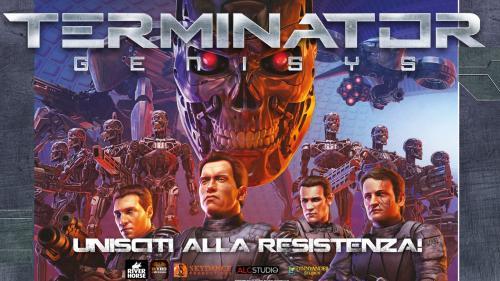 Terminator - Genysis Edizione Italiana