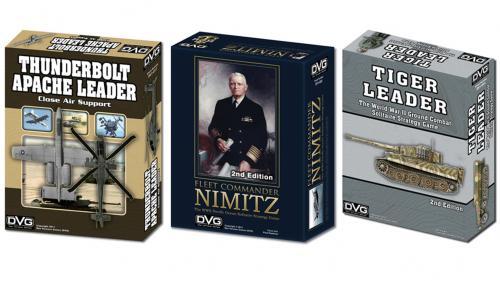 Thunderbolt-Apache Leader, Fleet Cmdr Nimitz, Tiger Leader