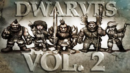 Stonehaven Dwarves Vol. 2