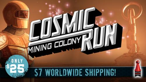 Cosmic Run: Mining Colony