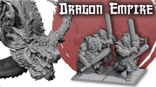 Dragon Empire - Tabletop Army