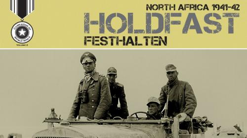 HOLDFAST:  North Africa 1941-42