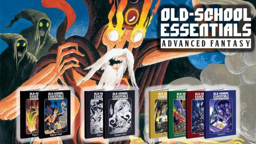 Old-School Essentials: Advanced Fantasy