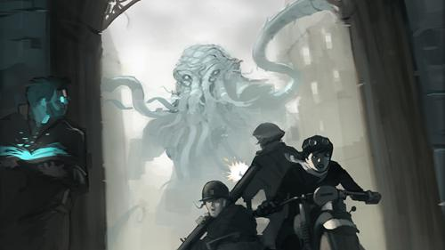Achtung! Cthulhu - The WW2 Keeper s & Investigator s Guides