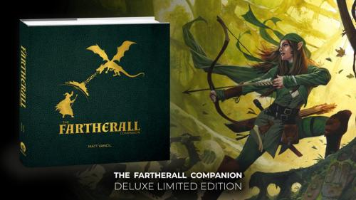 The Fartherall Companion: Deluxe Edition