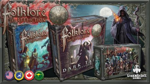 Folklore: The Affliction (2nd Printing)