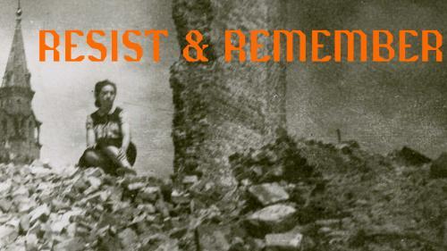 Resist & Remember: Weimar - An Anti-Fascist RPG