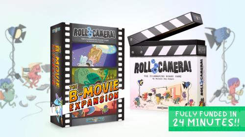 Roll Camera! Reprint & Expansion